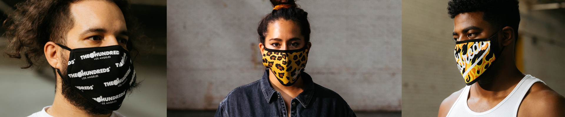 The Hundreds Face Masks