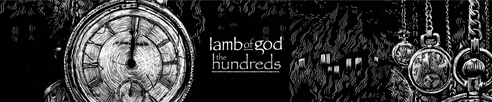 The Hundreds X Lamb of God