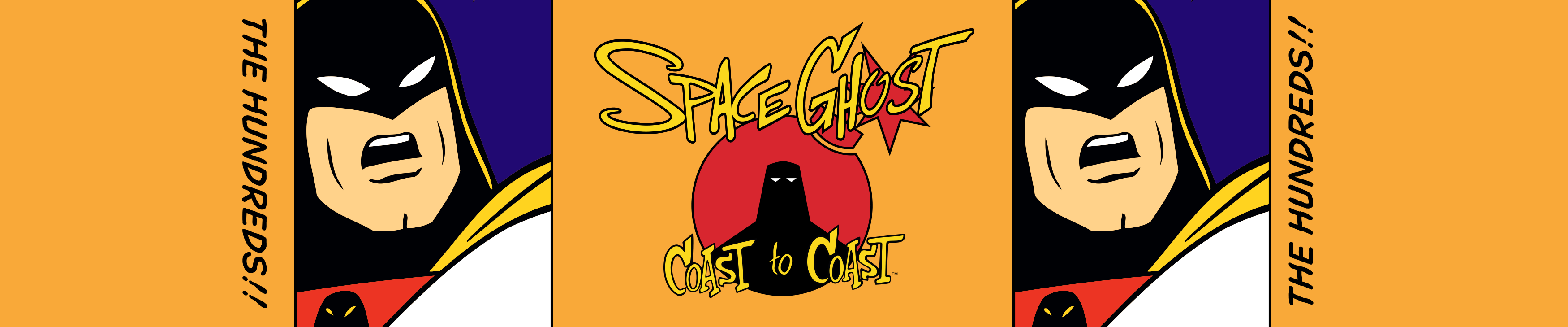 The Hundreds X Space Ghost Coast to Coast