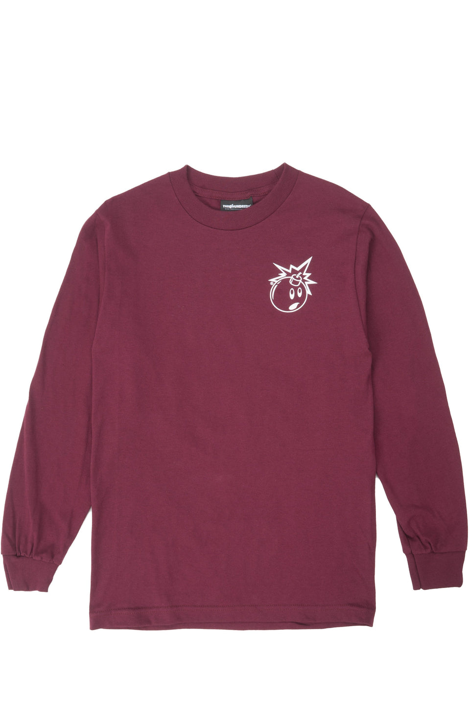 Forever Simple Adam L/S Shirt-TOPS-The Hundreds UK