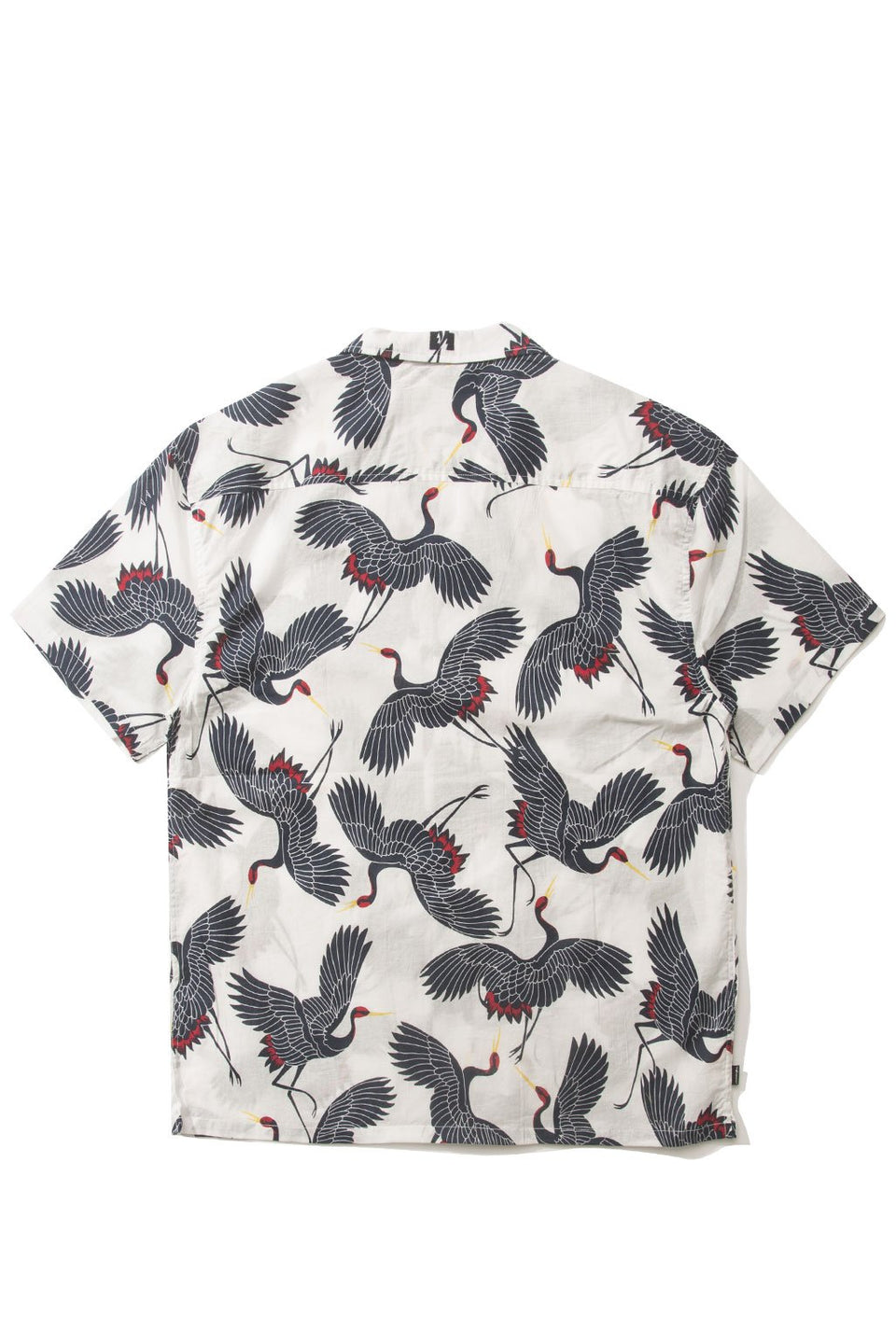 Birds S/S Button-Up