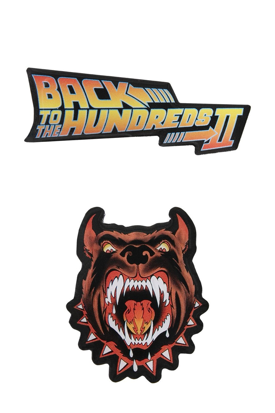 Back to The Hundreds Pin Set