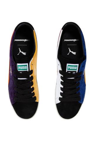 "The Hundreds X Puma ""Decades"" Clyde"