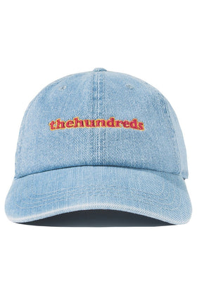 The Hundreds Coop Snapback HEADWEAR Blue