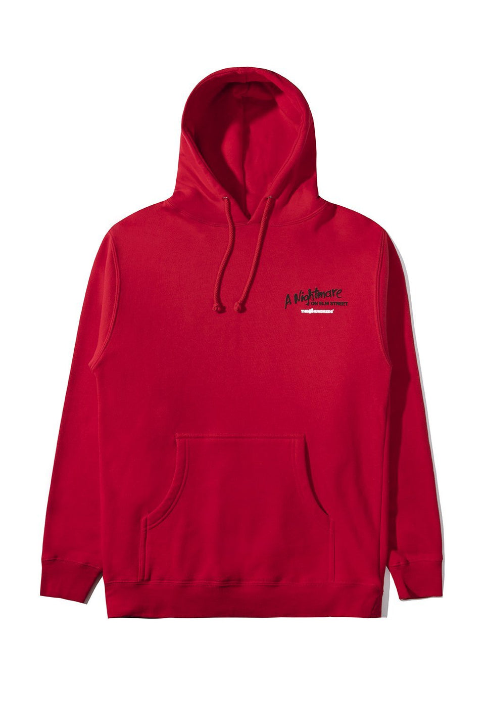 The Hundreds Cover Pullover Hoodie Red