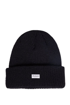 The Hundreds Crisp 2 Beanie HEADWEAR Black