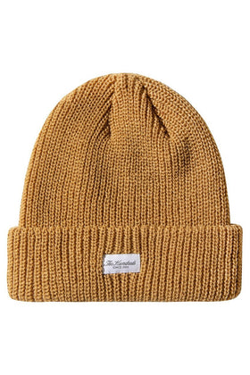 The Hundreds Crisp 2 Beanie HEADWEAR Gold