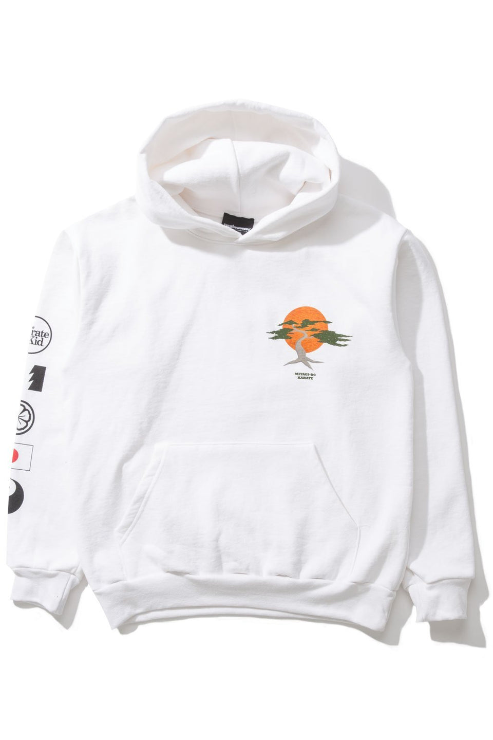 Daniel Pullover Hoodie-TOPS-The Hundreds UK