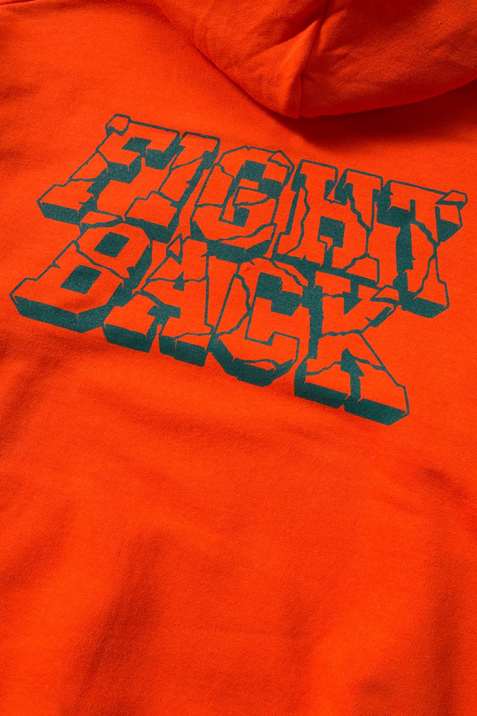 Fight Back Champion Pullover Hoodie