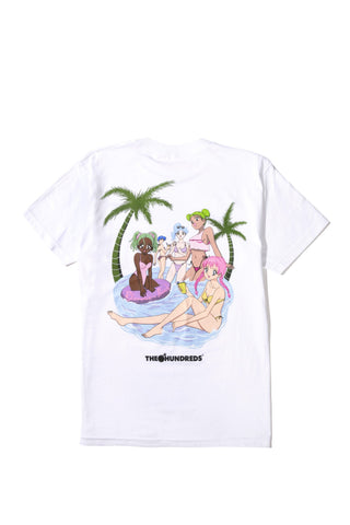 Fantasy Beach Pocket T-Shirt