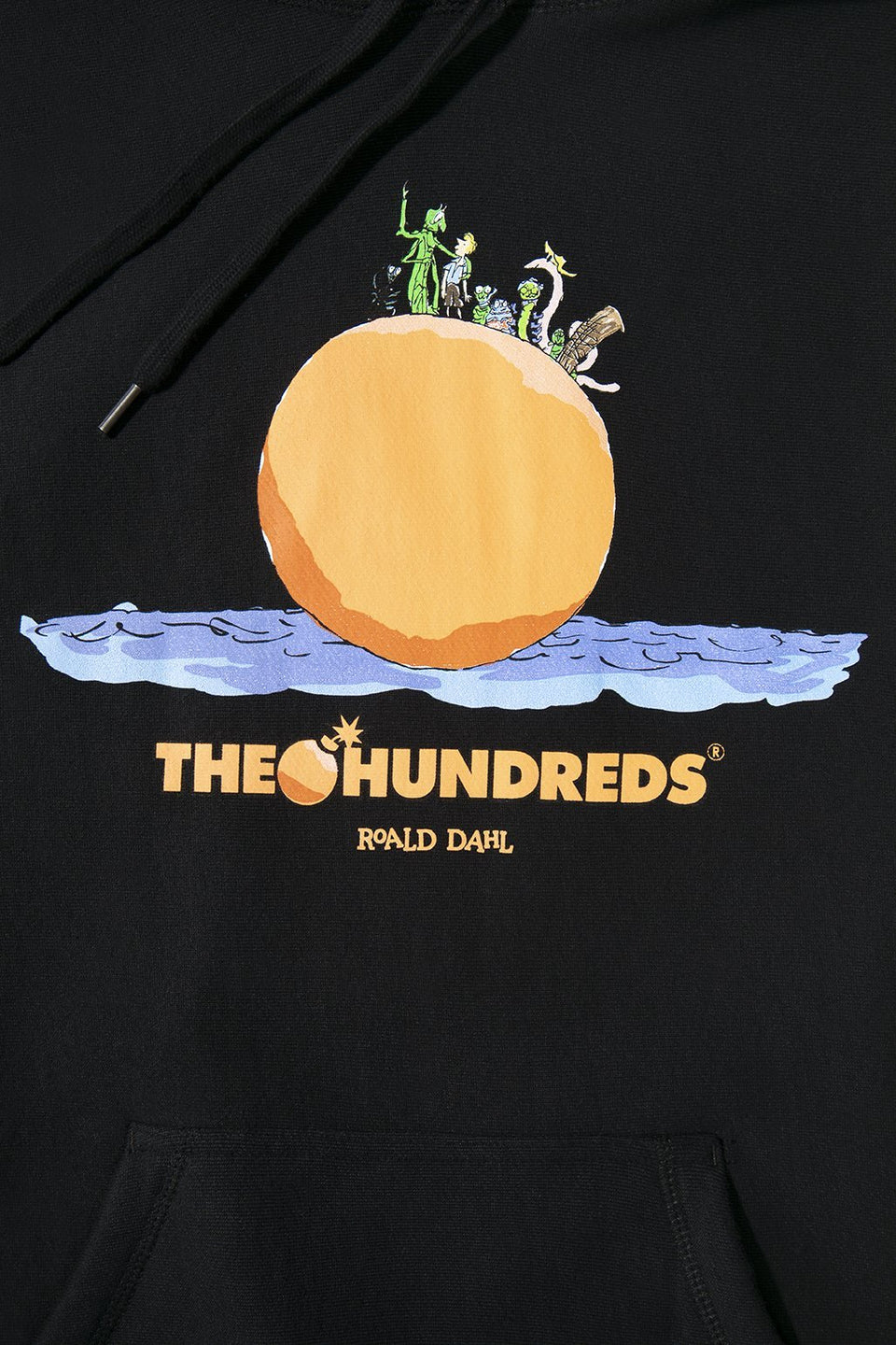 James and the Giant Peach Pullover Hoodie