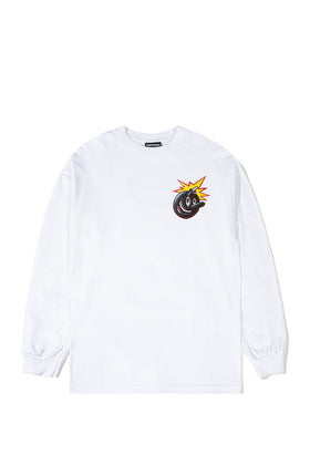 The Hundreds Adam Kenny L/S Shirt White