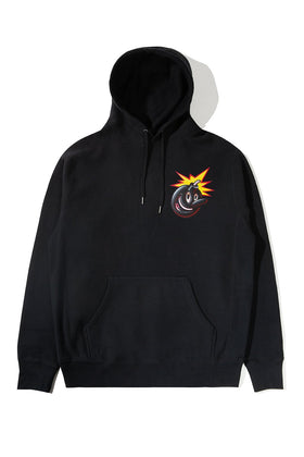 The Hundreds Adam Kenny Pullover Hoodie Black