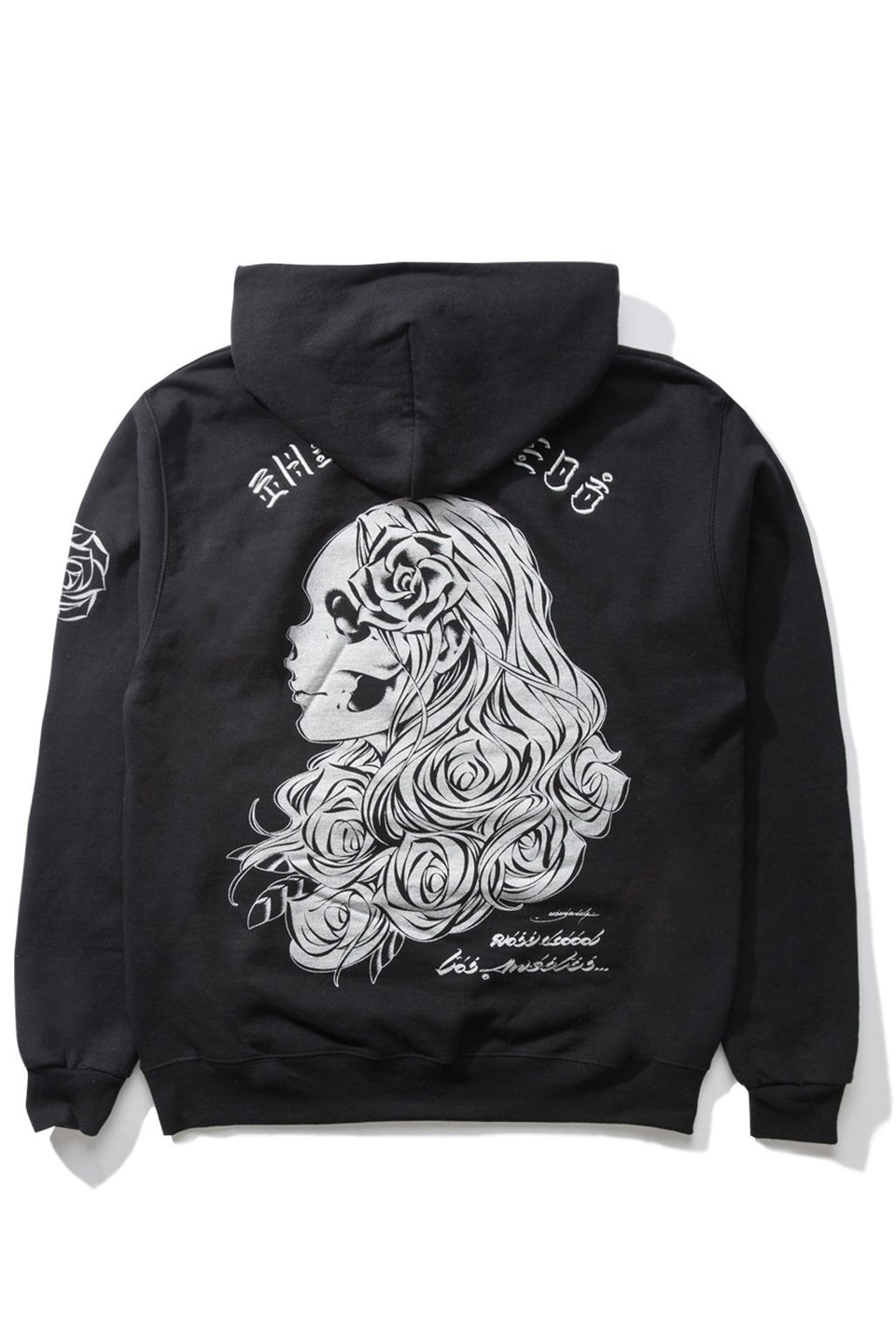 Usugrow Portrait Pullover Hoodie-TOPS-The Hundreds UK