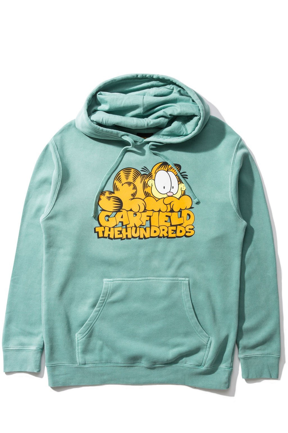 Garfield Original Pullover Hoodie-TOPS-The Hundreds UK
