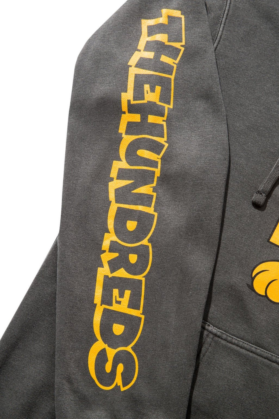 Garfield Flag Pullover Hoodie-TOPS-The Hundreds UK