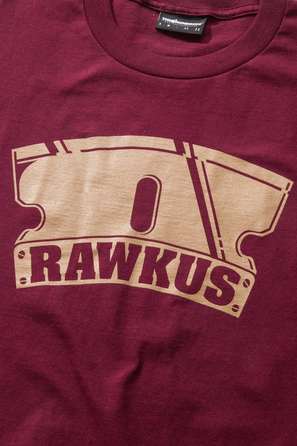 Rawkus T-shirt-TOPS-The Hundreds UK