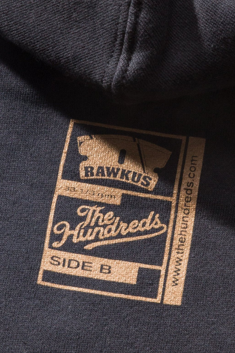 Grail Pullover Hoodie-TOPS-The Hundreds UK