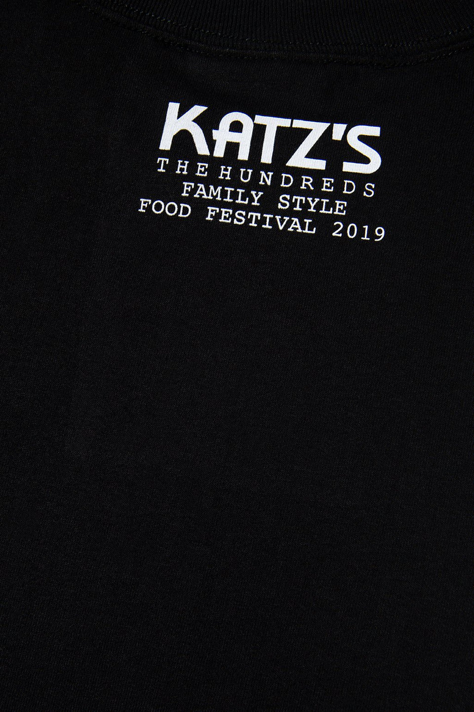 Katz's Deli X The Hundreds T-Shirt