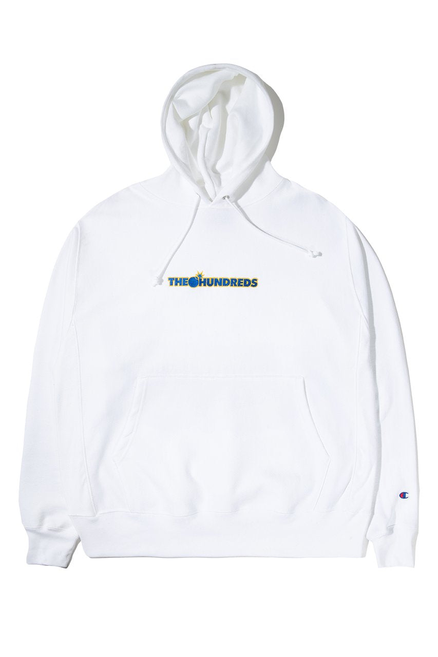 RW Outline Bar Logo Pullover Hoodie