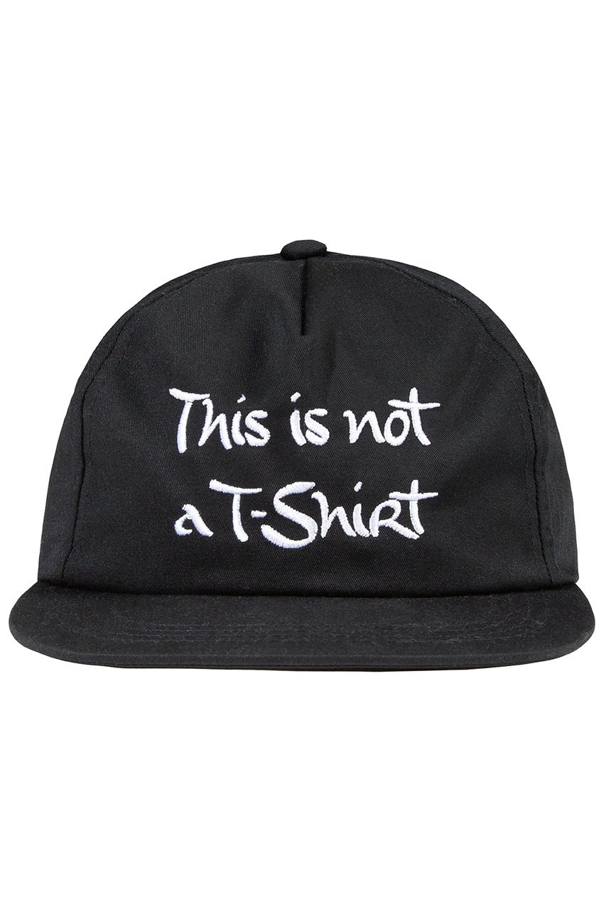 This is not a T-Shirt Hat