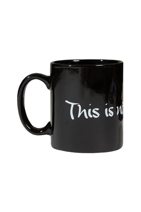 This is not a T-Shirt Mug