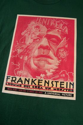 Frankenstein Sees Red T-Shirt