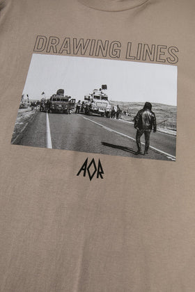 Drawing Lines T-Shirt