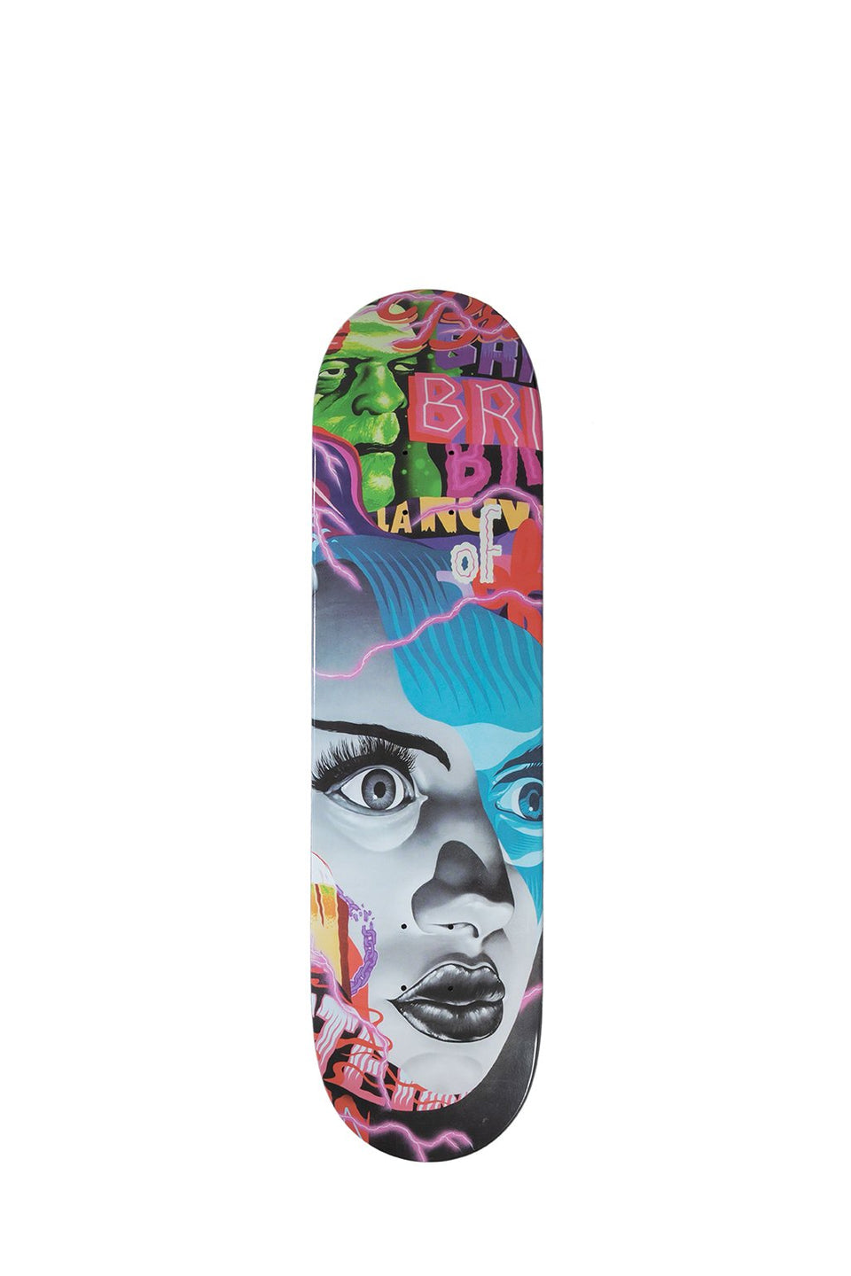 Bride Skateboard Deck