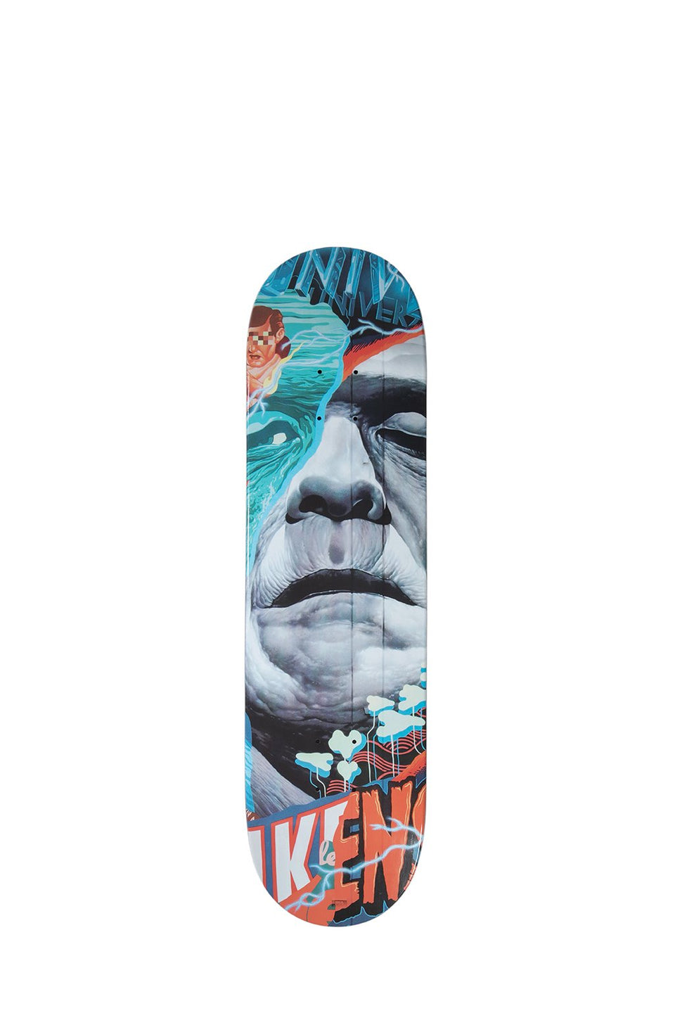 Frankenstein Skateboard Deck