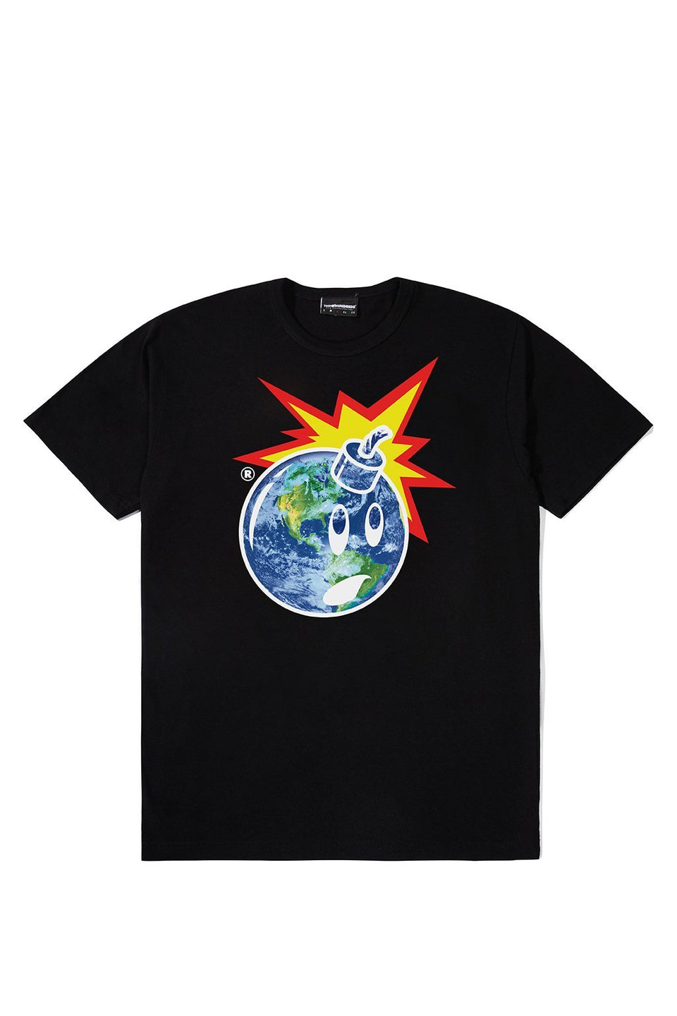 Earth Adam Recyled T-Shirt
