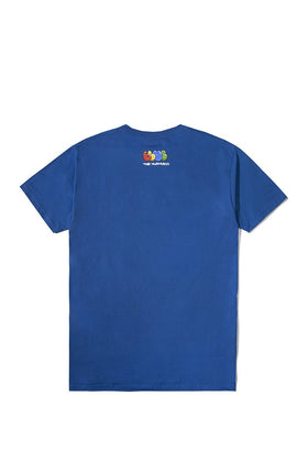The Hundreds Ballpit T-Shirt Royal Blue