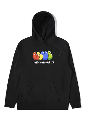 The Hundreds Bryan Pullover Hoodie Black