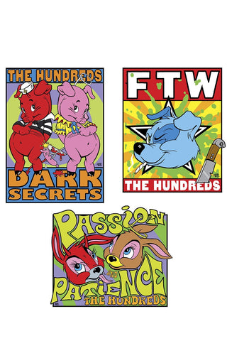 Kozik Sticker Pack