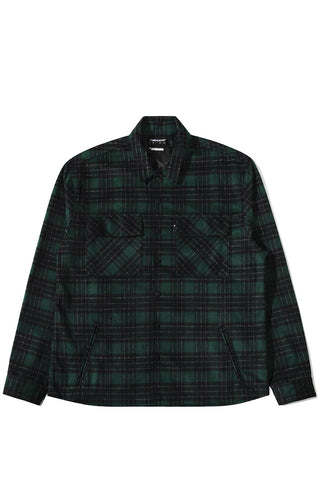 Jack Plaid Button-Up