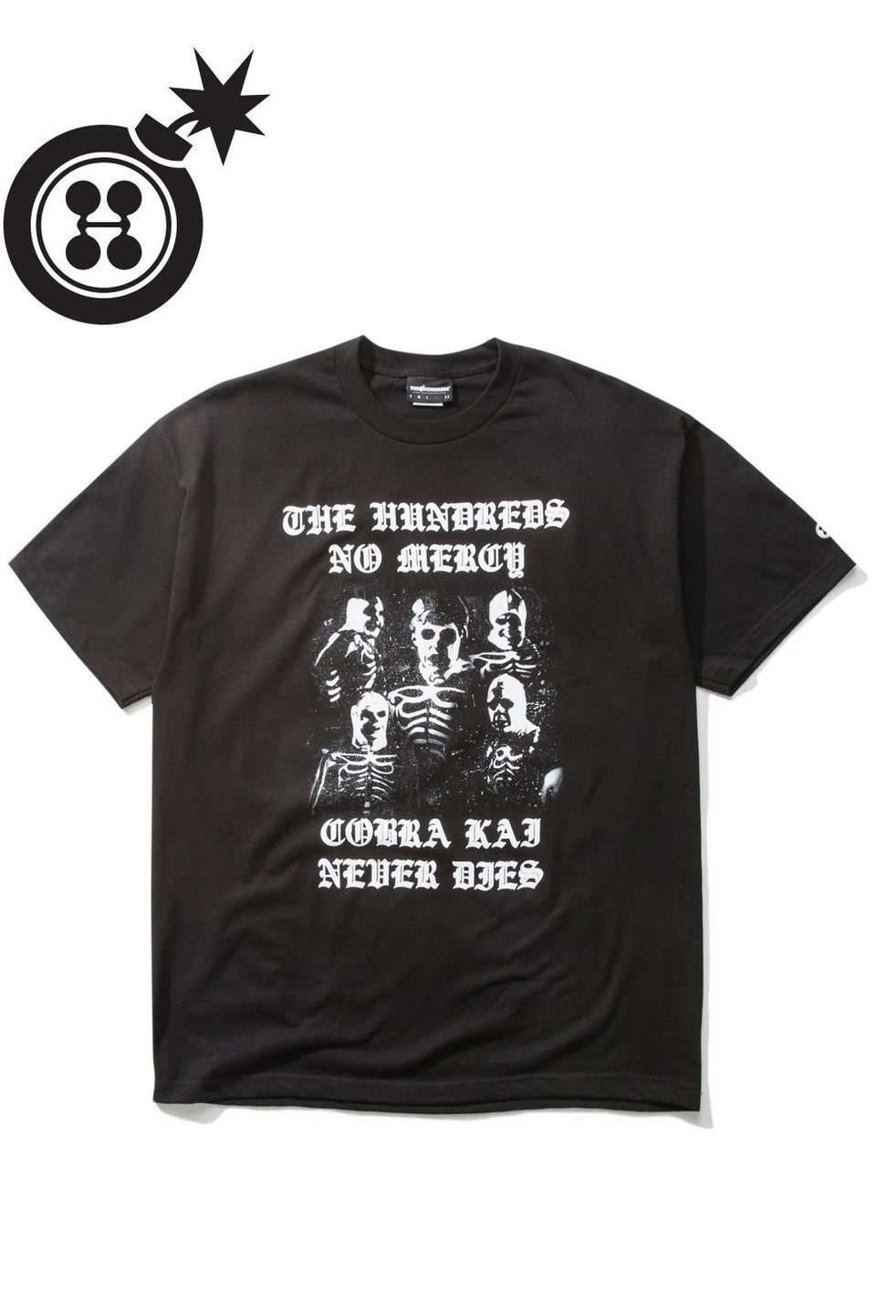 Never Dies (Crypto) T-Shirt-TOPS-The Hundreds UK