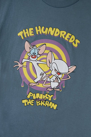 Pinky & Brain Paint T-Shirt