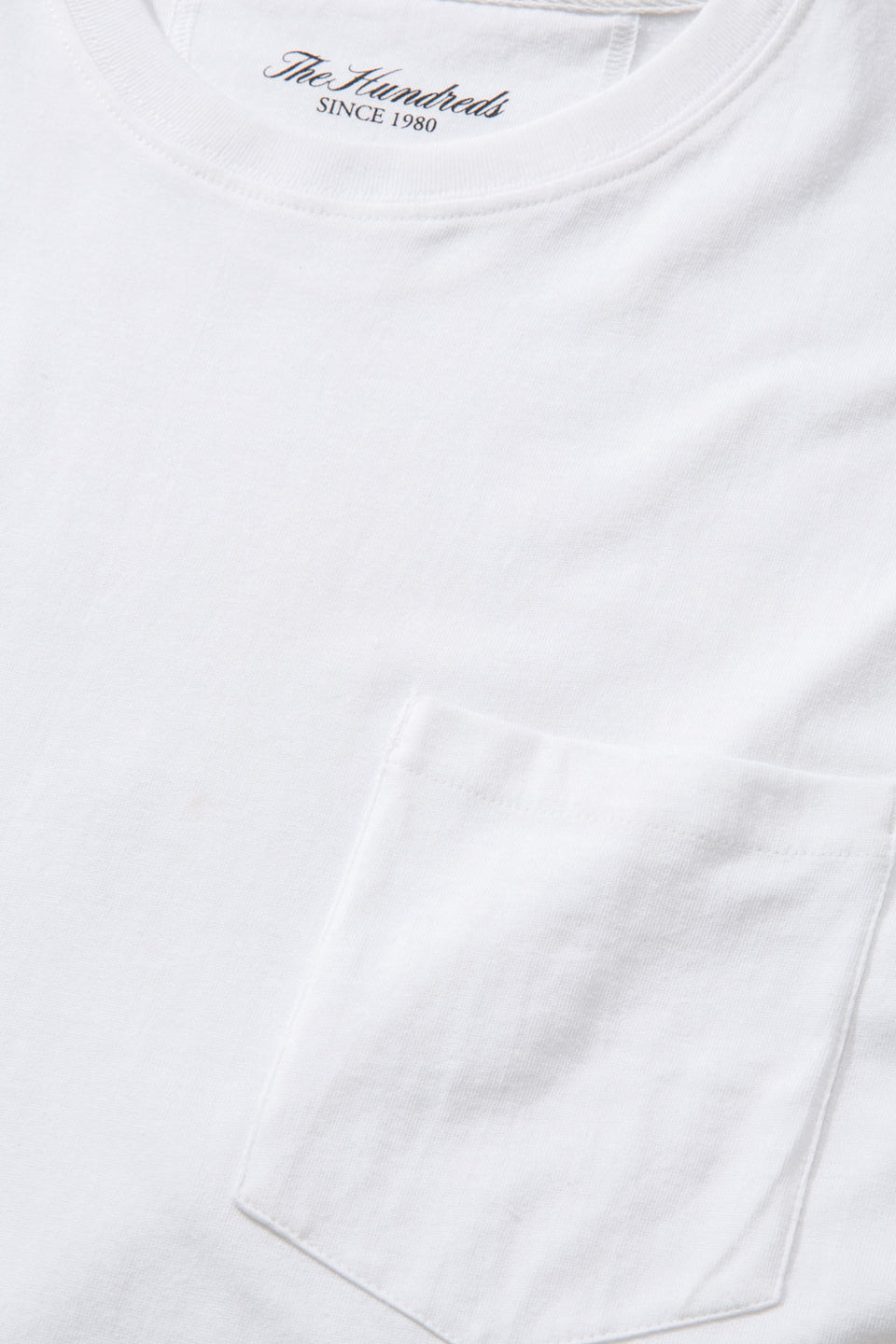 Perfect Pocket T-Shirt-TOPS-The Hundreds UK