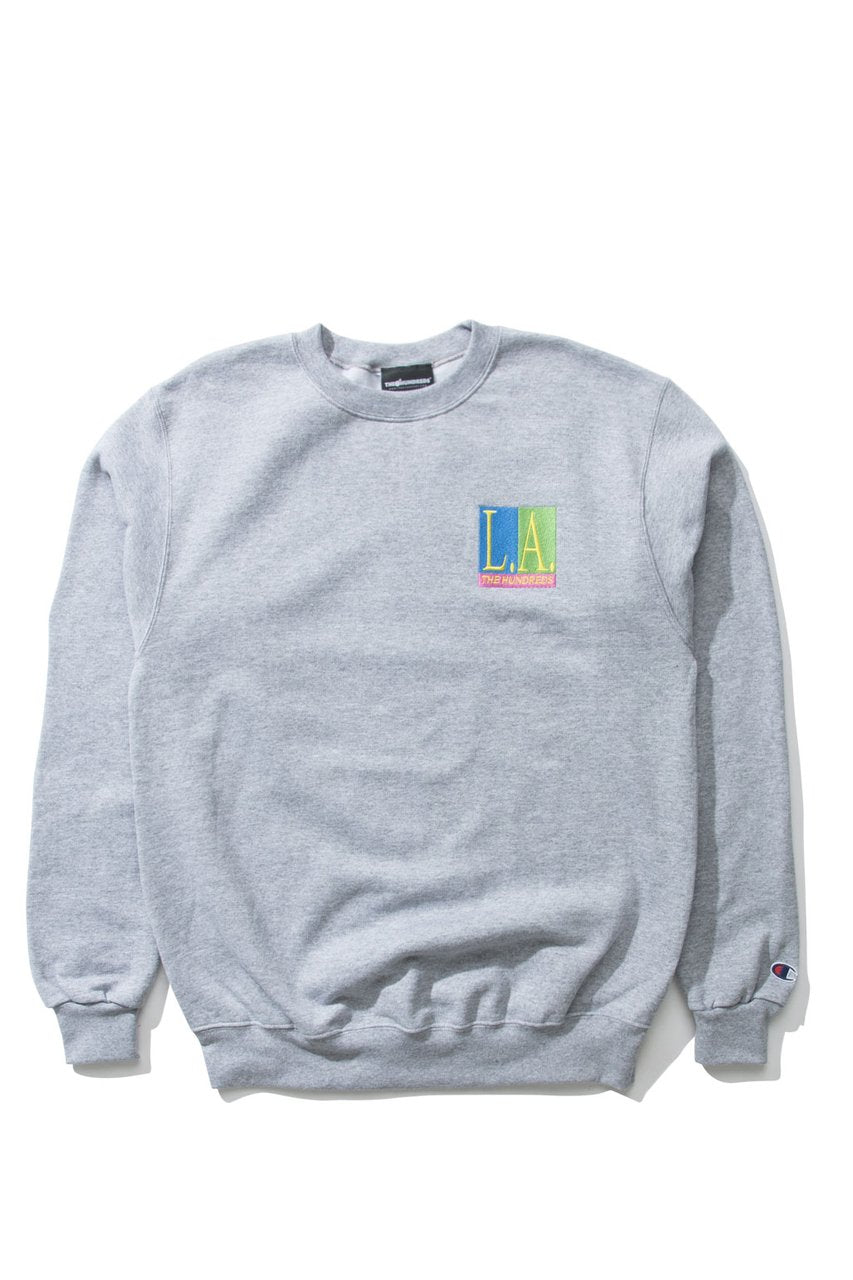 Hot Nights Crewneck
