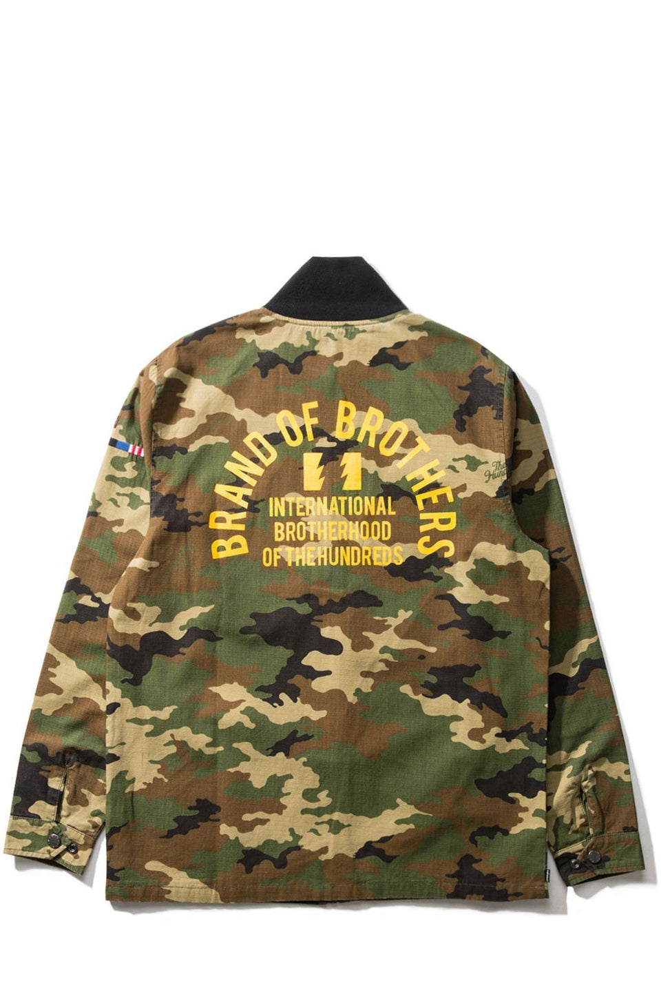 Alta Jacket-TOPS-The Hundreds UK
