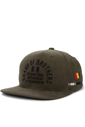 Bound Snapback-HEADWEAR-The Hundreds UK