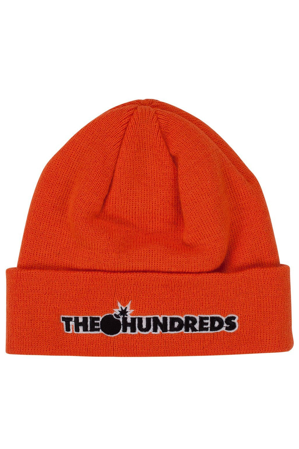 Bar Logo Beanie-HEADWEAR-The Hundreds UK