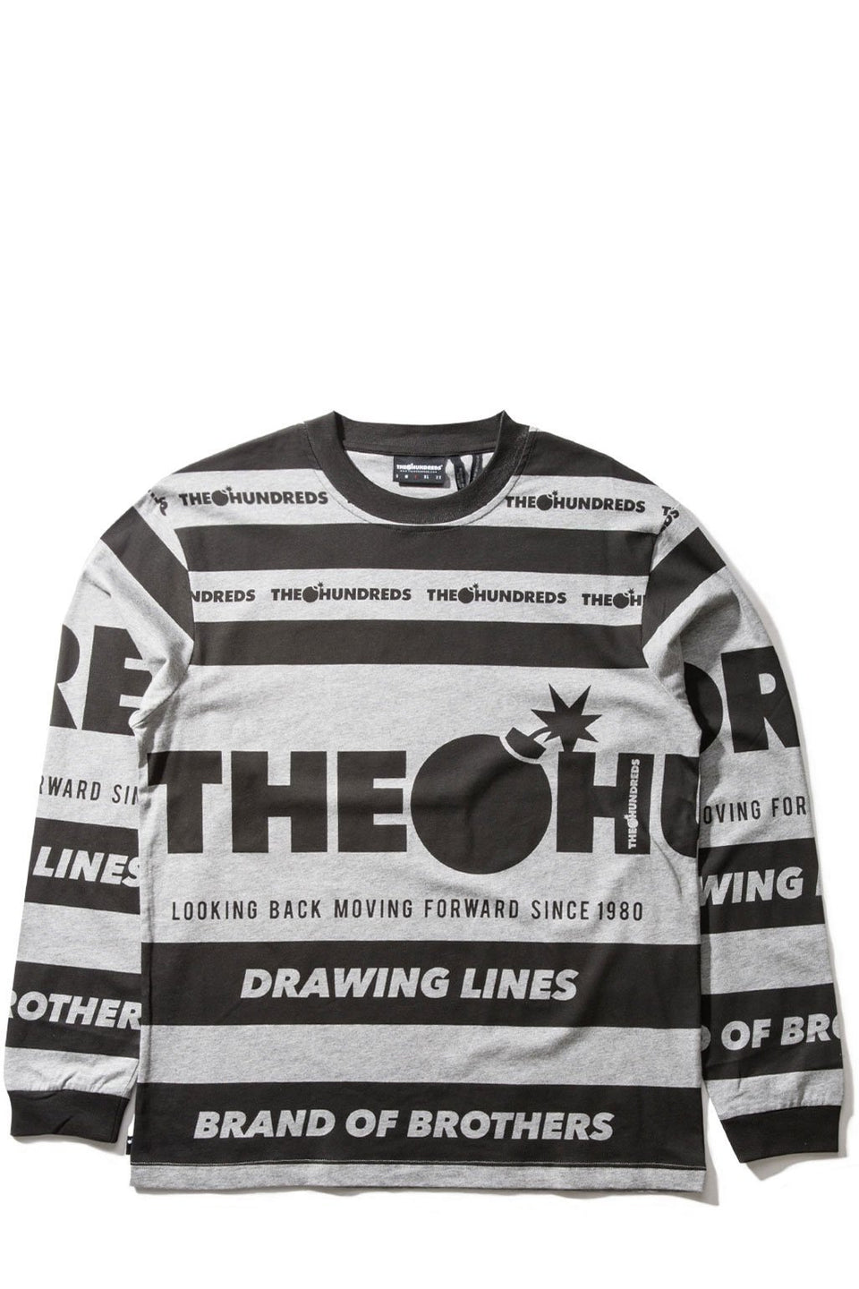 Brandy L/S Shirt-TOPS-The Hundreds UK