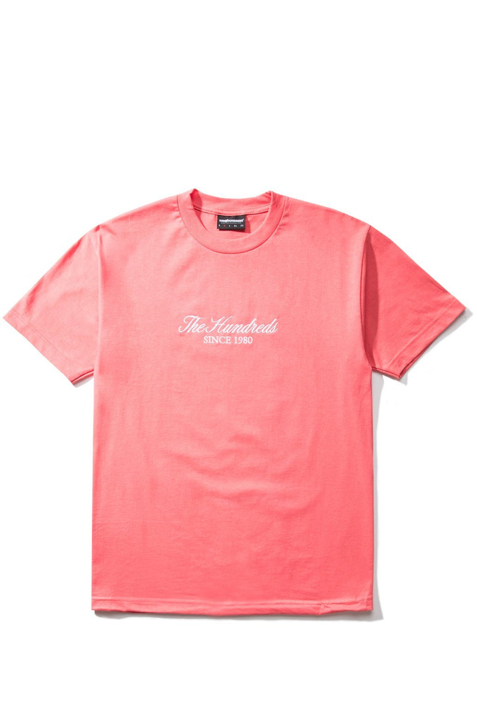 Rich Embroidery T-Shirt-TOPS-The Hundreds UK