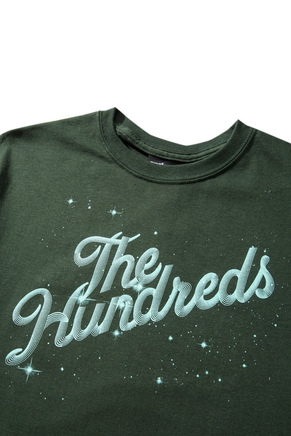 Search Slant T-Shirt-TOPS-The Hundreds UK