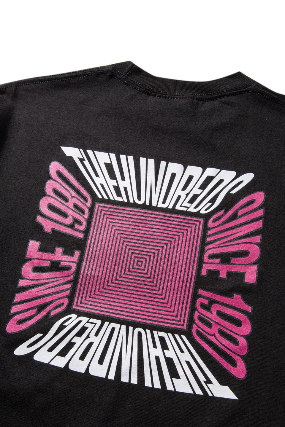 Squared T-Shirt-TOPS-The Hundreds UK
