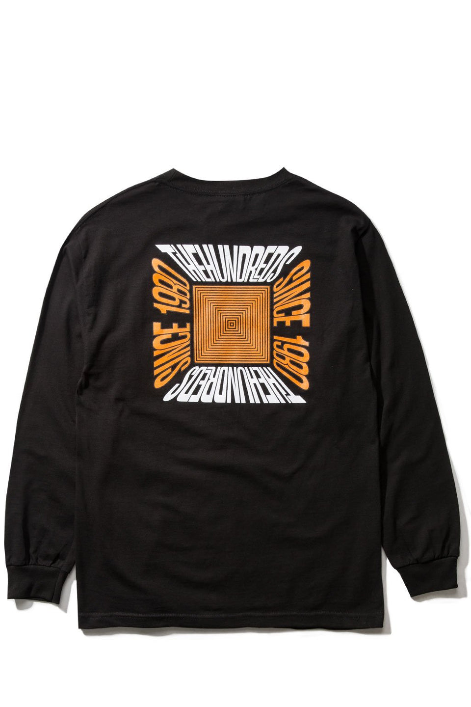 Squared L/S Shirt-TOPS-The Hundreds UK