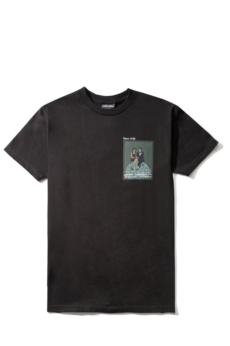 Top of the World T-Shirt-TOPS-The Hundreds UK