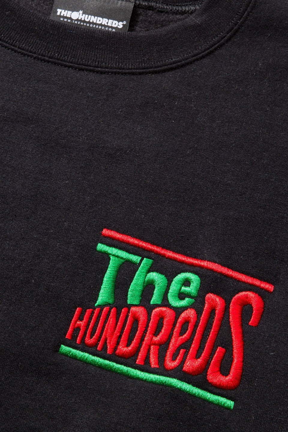 Dolly Crewneck-TOPS-The Hundreds UK