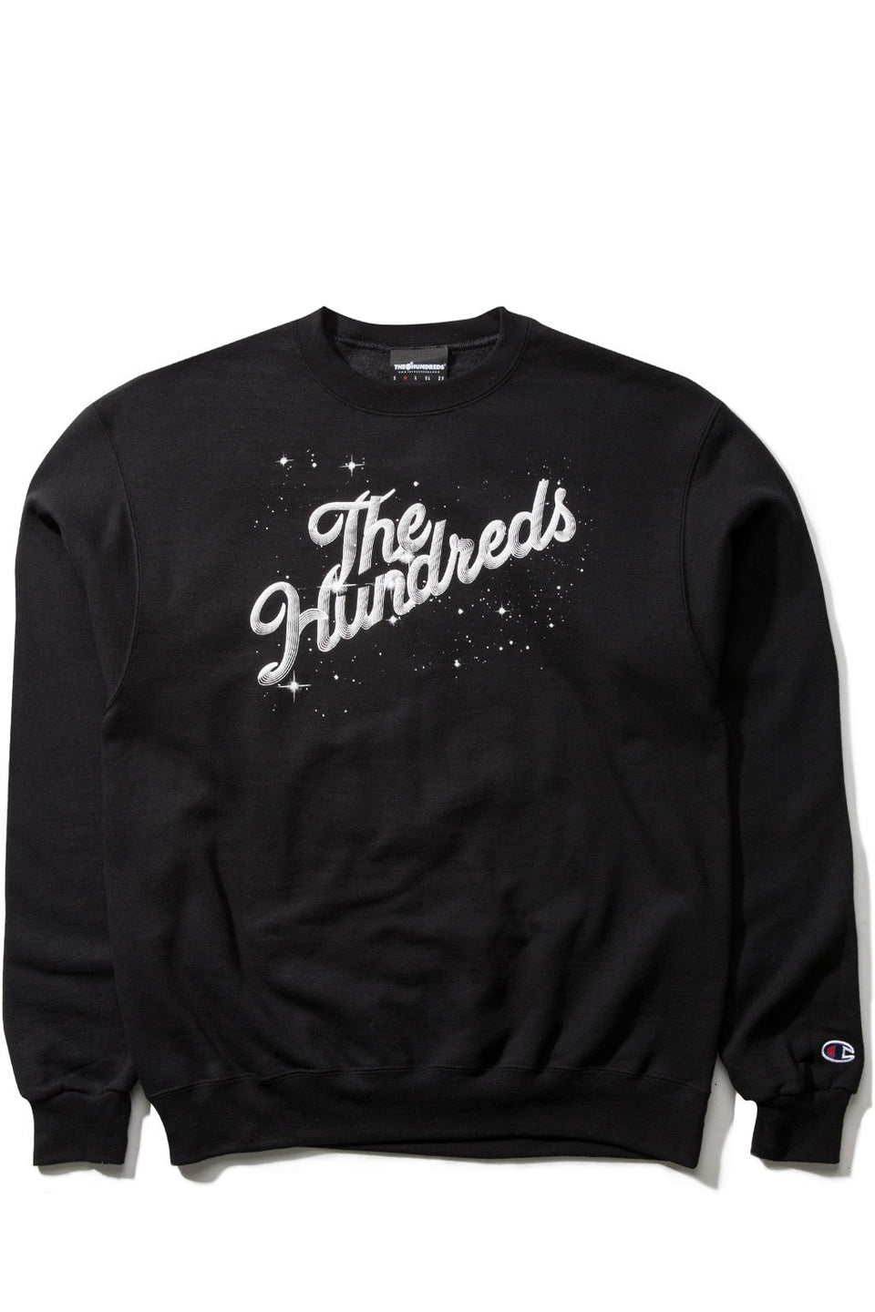 Search Slant Crewneck-TOPS-The Hundreds UK